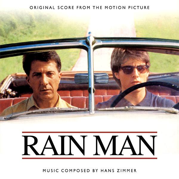 Carátula de la película Rain Man