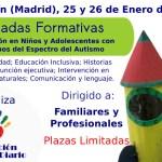 Aprendemos juntos sobre Autismo en Madrid