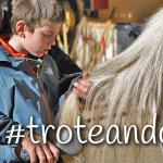 Proyecto #Troteando. Becas de terapia ecuestre para personas con autismo