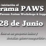 Perros, Autismo y el programa PAWS, de la mano de la Fundación Bocalán