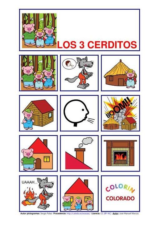 Autismo y pictogramas autismo diario - Pedro banos libros ...