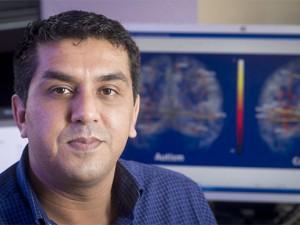 Rajesh Kana, autor principal del estudio