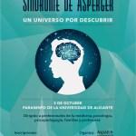 """VI JORNADA SÍNDROME DE ASPERGER. """"Síndrome de Asperger: Un universo por descubrir"""""""