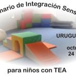 Seminario de Integración Sensorial para niños con TEA en Uruguay