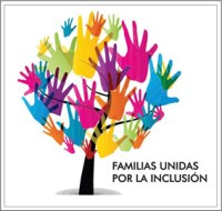Logotipo de Familias Unidas por la Inclusión.