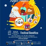 I Festival Benéfico de Reyes por el autismo en Pamplona