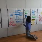 Cuando un taller de arte se convierte en un taller de magia