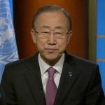 Mensaje del Secretario General de la ONU en el Día Mundial de Concienciación sobre el Autismo