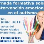 Jornada formativa sobre intervención emocional en el autismo en Valencia