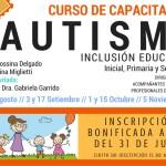 """""""Autismo: Inclusión educativa"""" Curso de capacitación en Uruguay"""