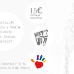 Ven a pasar una noche solidaria en Barcelona