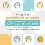 VII Jornada sobre Síndrome de Asperger – ASPALI