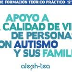 Curso presencial de apoyo a la calidad de vida de personas con autismo y sus familias