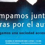 2 de abril de 2017, Día Mundial de Concienciación del Autismo