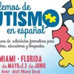 Miami: Semana de formación sobre autismo en español