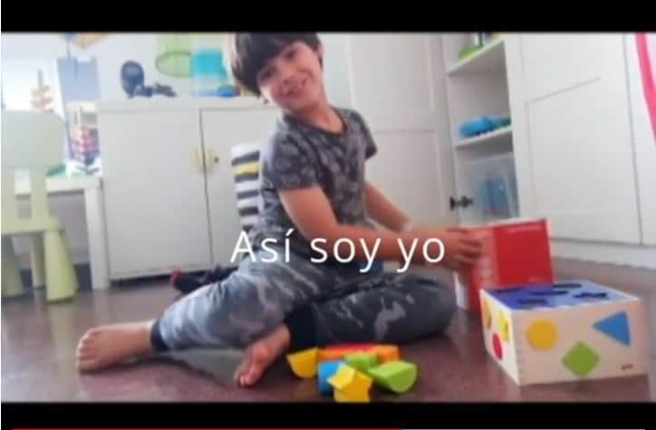 Así soy yo – Un vídeo para entender el autismo