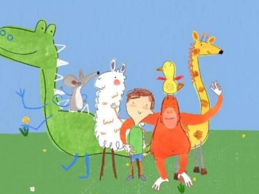 Desenho Pablo mostra personagem autista