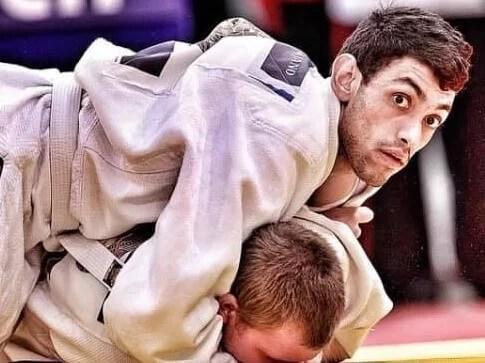 João Vitor Ferreira, campeão mundial de judô DI - Foto: René Achenbach