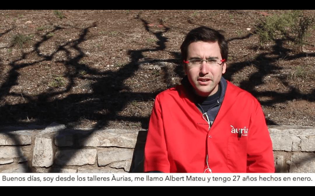 Entrevista a Albert Mateu
