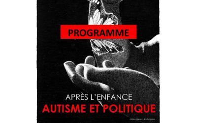 Programme du Forum International sur l'Autisme