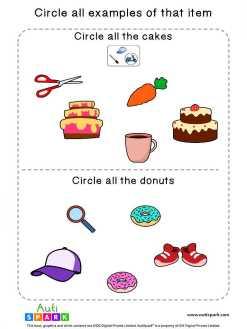 Circle The Desserts 5