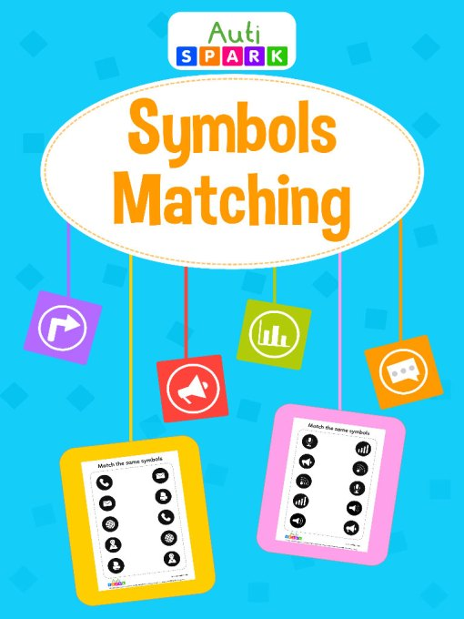 match the images and symbol workbook