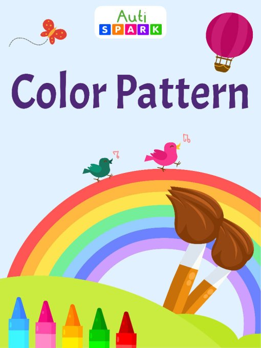 Complete The Color Pattern Workbook 02