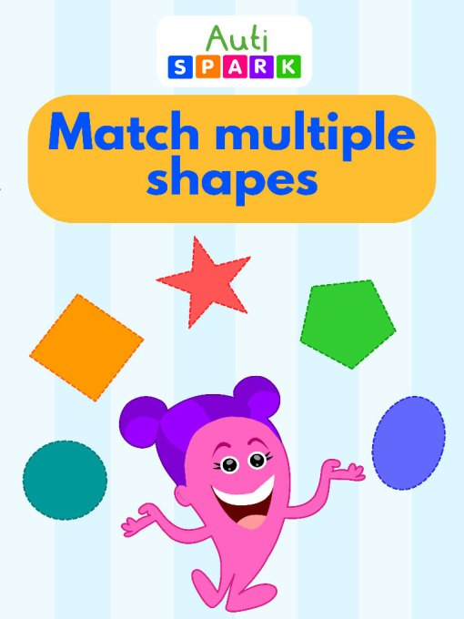 Match Multiple Shapes Matching Workbook