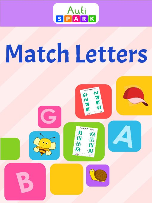 Match The Same Letters 01