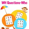 95 WH questions who