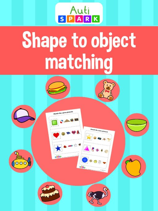 99 Match Shapes To Same Object