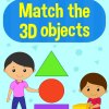 Match The Same 3D objects