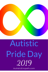 Autistic Pride Day 2019