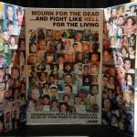Collage of photos of individuals murdered by parents or caregivers