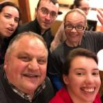 Our social meetup with author Steve Silberman