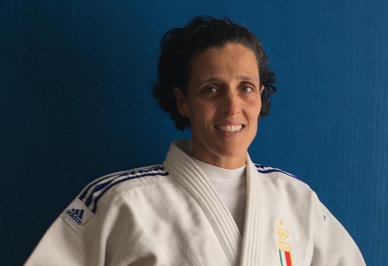 Emanuela Pierantozzi OLY