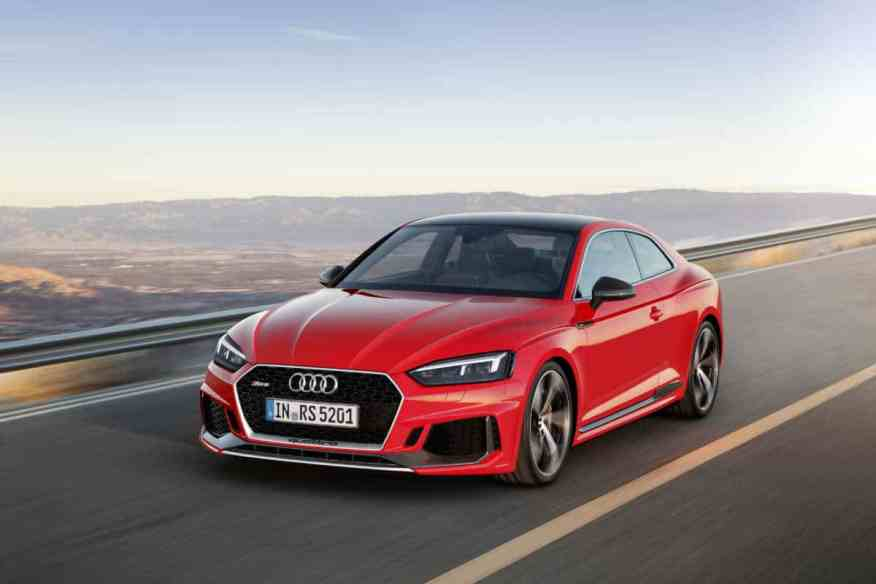 PERFORMANCE SPORTS CAR AUDI RS5