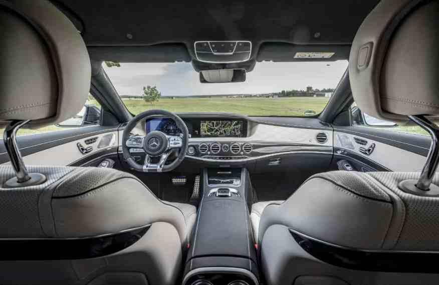 Mercedes-AMG S