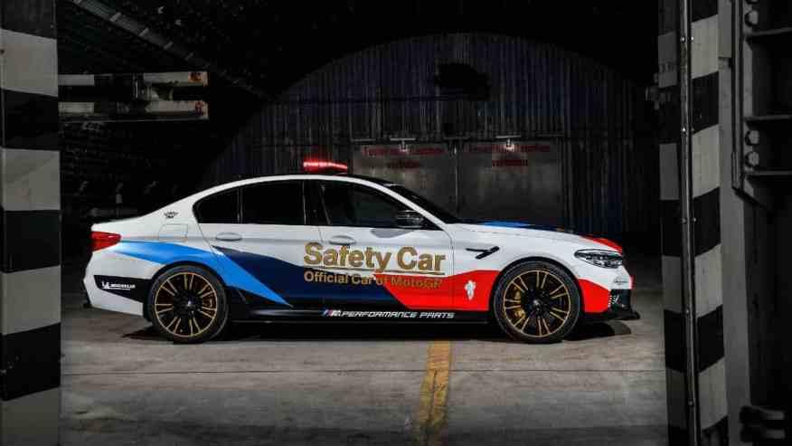 BMW M5 MotoGP 4