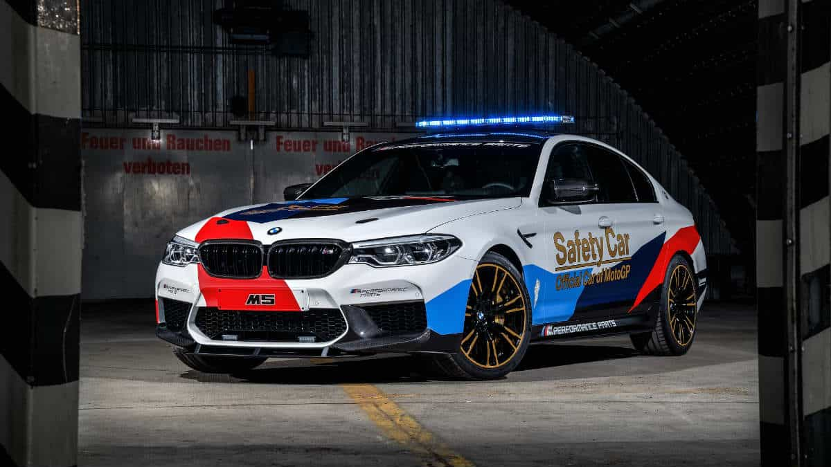 SAFETY CAR BMW M5 MOTO-GP