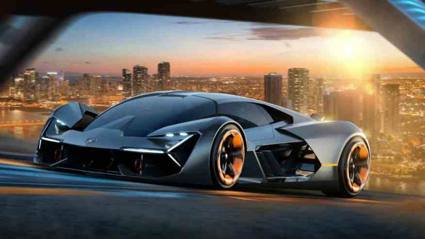 Lamborghini Terzo Millennio_6