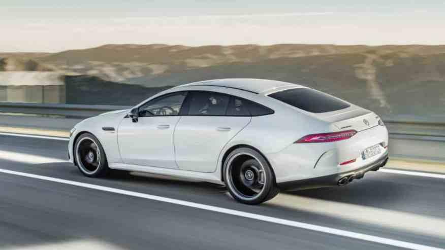 SPORTS CAR MERCEDES AMG GT4