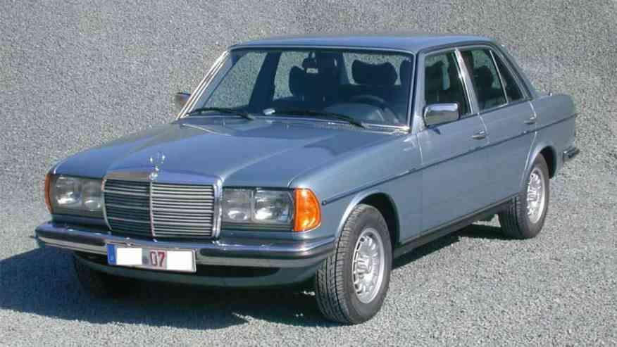 Mercedes w123 ce