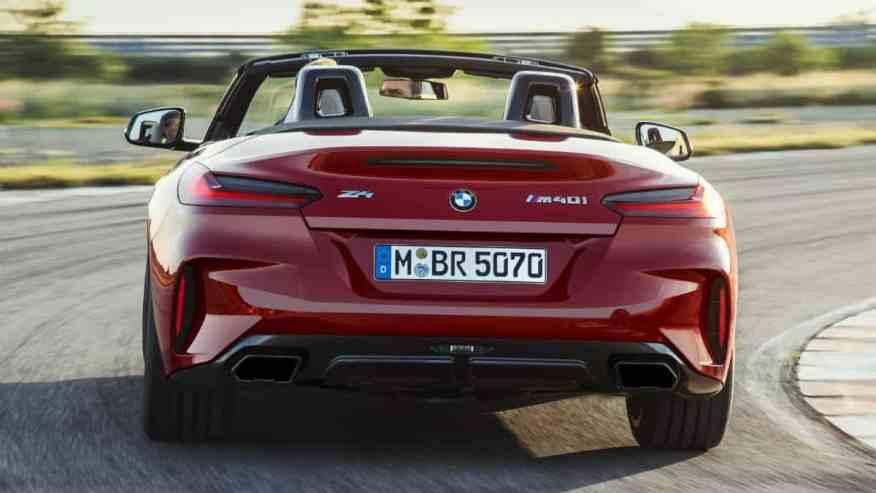 SPORTS CAR BMW Z4