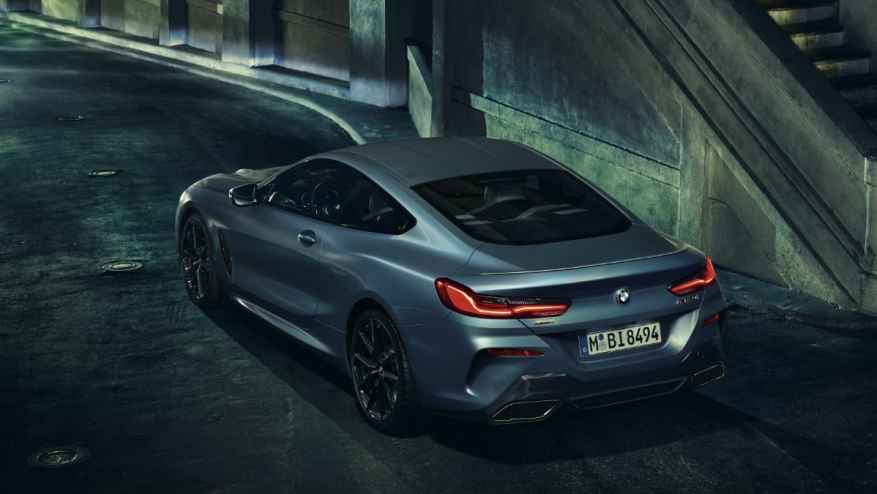 SPORTS COUPE BMW M850i