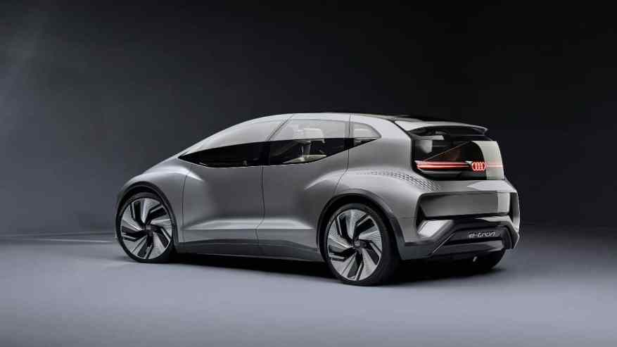 URBAN ELECTRIC CONCEPT CAR AUDI AI:ME