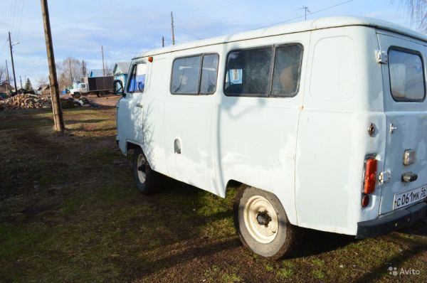 1994 Уаз Уаз 452 – pictures, information and specs - Auto ...
