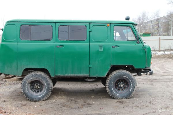 1998 Уаз Уаз 452 – pictures, information and specs - Auto ...