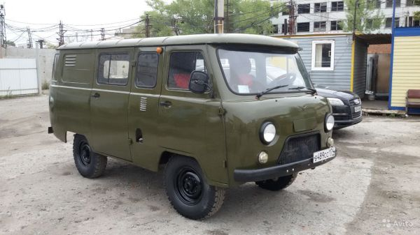 2001 Уаз Уаз 452 – pictures, information and specs - Auto ...