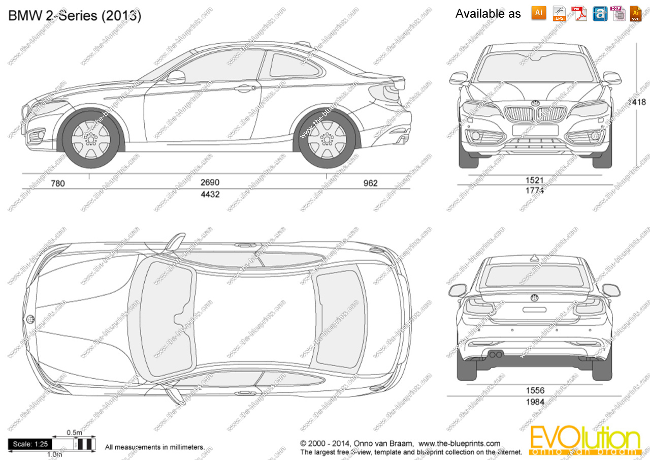 Bmw 2 Series F22 Pictures Information And Specs
